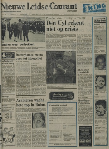 Nieuwe Leidsche Courant 1974-10-26