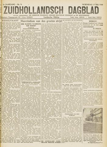 Zuidhollandsch Dagblad 1944-05-17