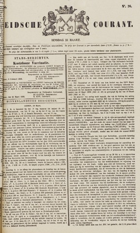 Leydse Courant 1885-03-31