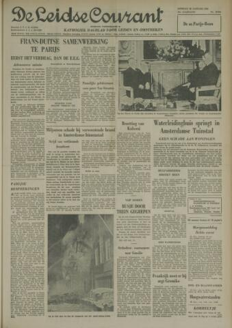 Leidse Courant 1963-01-22