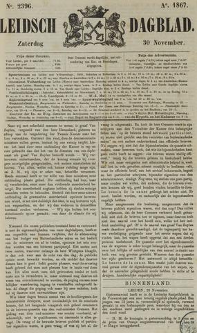 Leidsch Dagblad 1867-11-30
