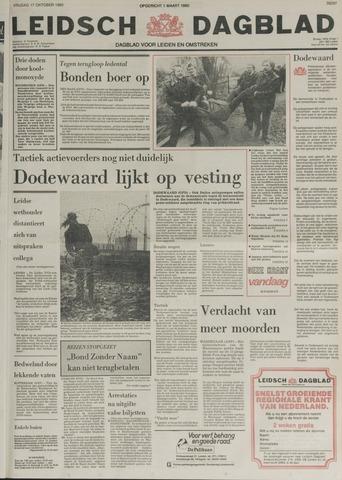 Leidsch Dagblad 1980-10-17