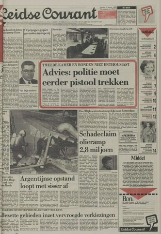 Leidse Courant 1988-01-19