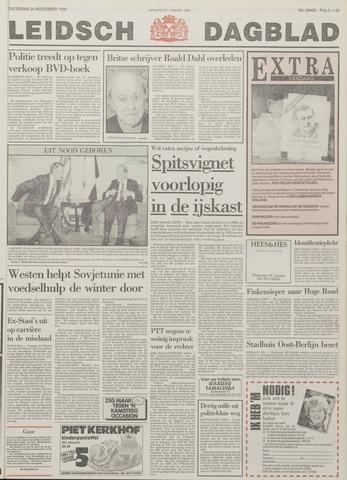 Leidsch Dagblad 1990-11-24