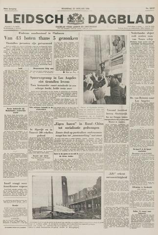 Leidsch Dagblad 1956-01-23