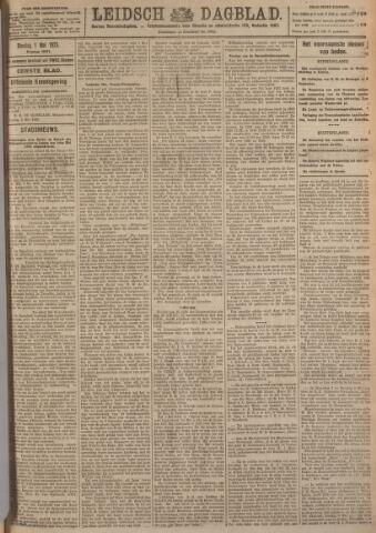Leidsch Dagblad 1923-05-01