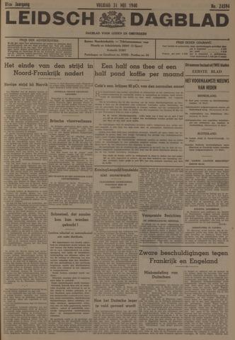Leidsch Dagblad 1940-05-31
