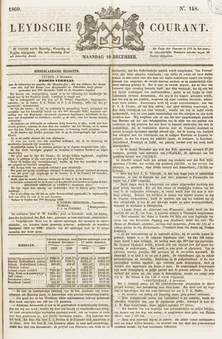 Leydse Courant 1860-12-10