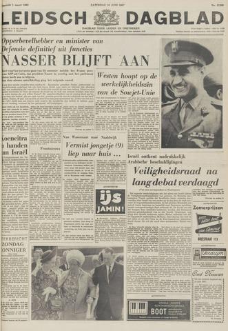 Leidsch Dagblad 1967-06-10