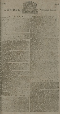 Leydse Courant 1727-05-28