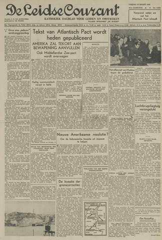 Leidse Courant 1949-03-18