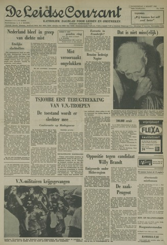 Leidse Courant 1961-03-09