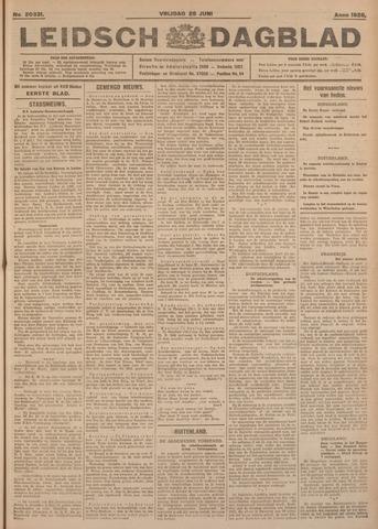Leidsch Dagblad 1926-06-25