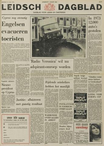 Leidsch Dagblad 1974-07-23