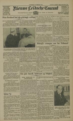 Nieuwe Leidsche Courant 1947-02-20