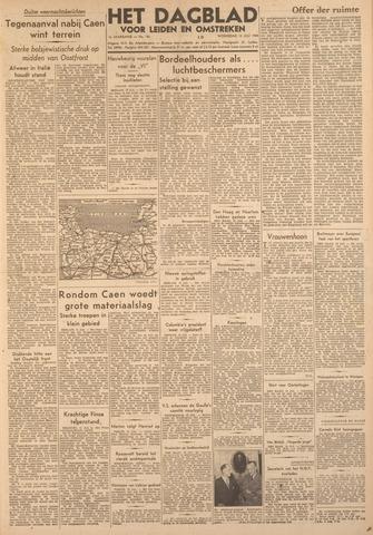 Dagblad voor Leiden en Omstreken 1944-07-12