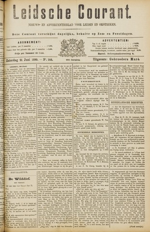Leydse Courant 1890-06-21