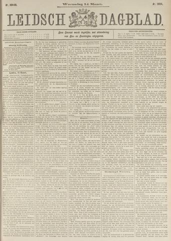 Leidsch Dagblad 1894-03-14