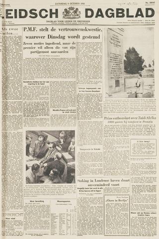 Leidsch Dagblad 1954-10-09