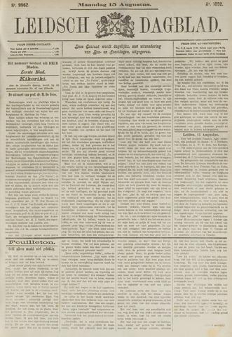 Leidsch Dagblad 1892-08-15