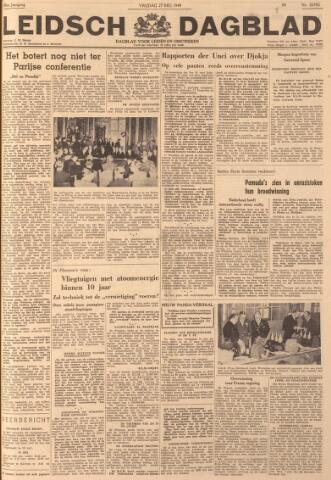 Leidsch Dagblad 1949-05-27