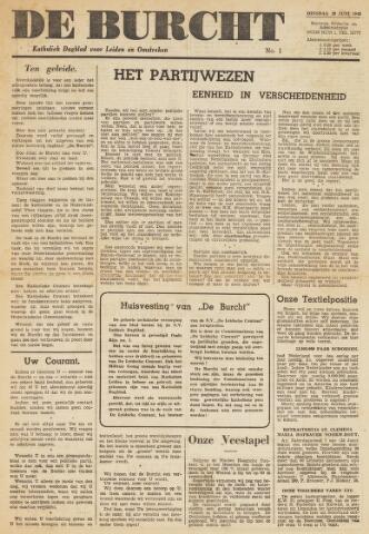 De Burcht 1945