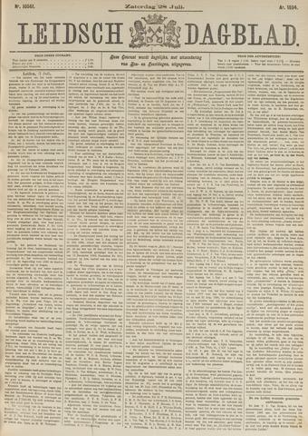 Leidsch Dagblad 1894-07-28