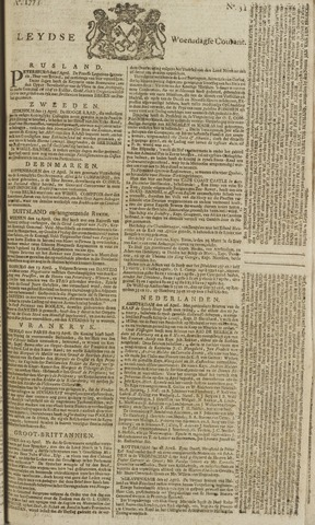 Leydse Courant 1773-04-28