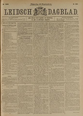 Leidsch Dagblad 1902-09-15