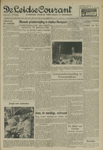 Leidse Courant 1952-05-31