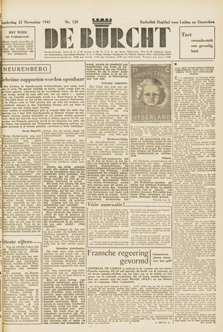 De Burcht 1945-11-22