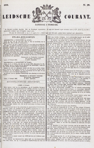 Leydse Courant 1883-02-03