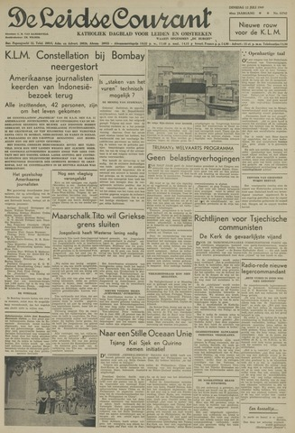 Leidse Courant 1949-07-12