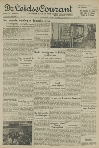 Leidse Courant 1950-03-27