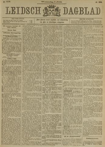 Leidsch Dagblad 1904-06-01