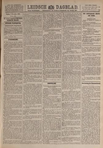 Leidsch Dagblad 1920-11-05