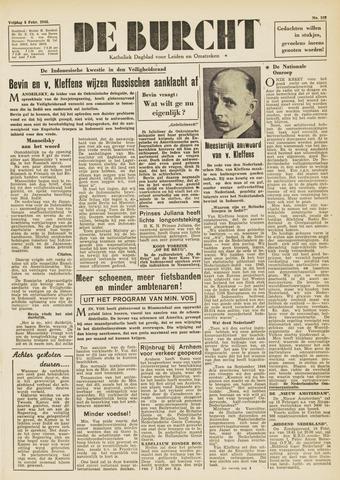 De Burcht 1946-02-08