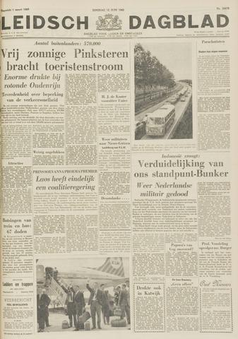 Leidsch Dagblad 1962-06-12