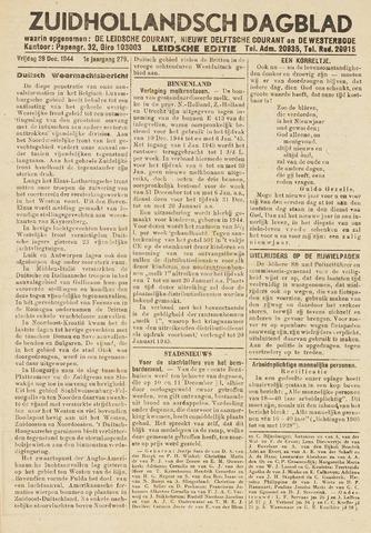 Zuidhollandsch Dagblad 1944-12-29