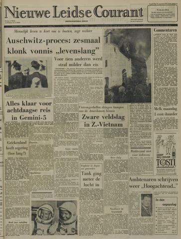 Nieuwe Leidsche Courant 1965-08-19
