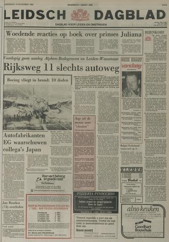 Leidsch Dagblad 1980-11-19