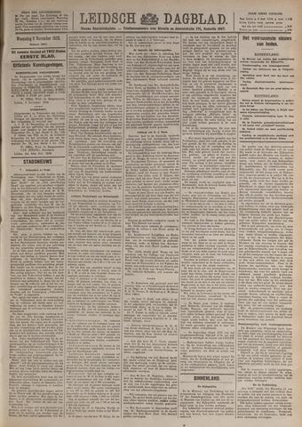 Leidsch Dagblad 1920-11-03