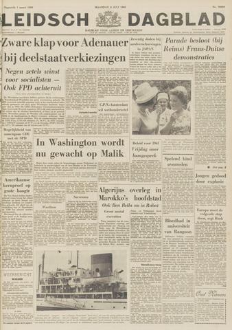 Leidsch Dagblad 1962-07-09