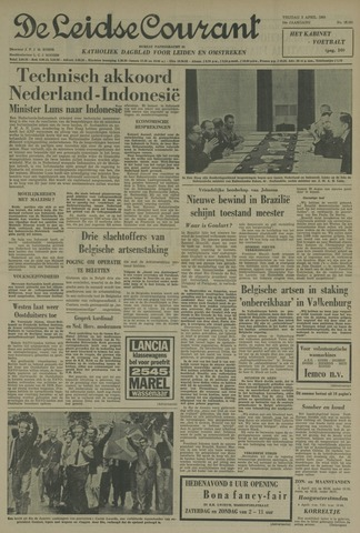 Leidse Courant 1964-04-03