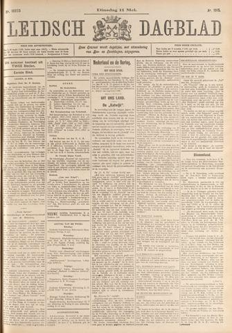 Leidsch Dagblad 1915-05-11