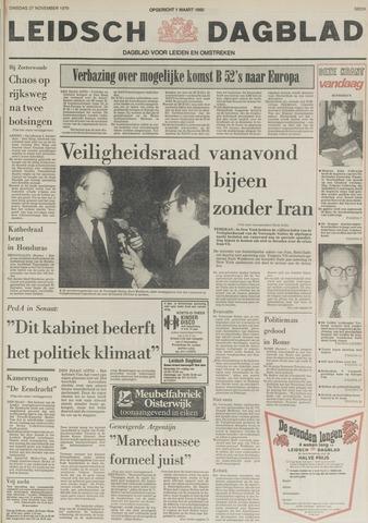 Leidsch Dagblad 1979-11-27