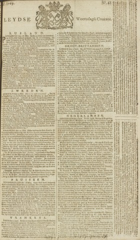 Leydse Courant 1769-06-07