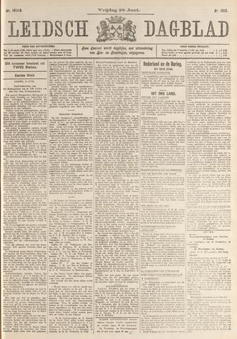 Leidsch Dagblad 1915-06-18
