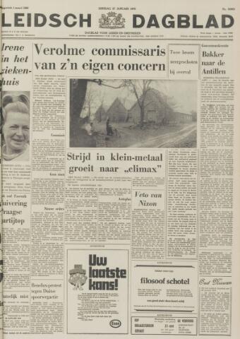Leidsch Dagblad 1970-01-27