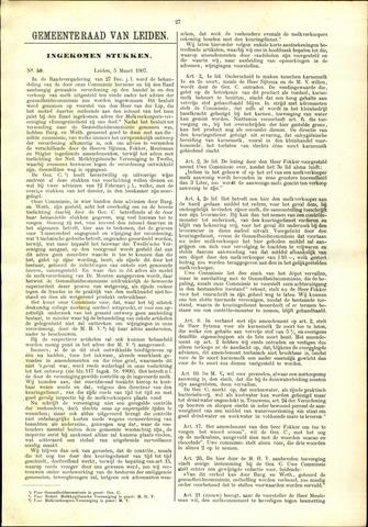 Handelingen van de Raad 1907-03-05